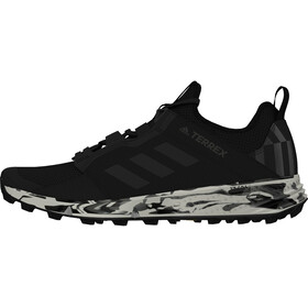 adidas TERREX Speed LD Trail Running Shoes Lightweight Men, core black/non-dyed/carbon